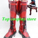 Marvel's The Avengers Captain America Steven Steve Rogers cosplay shoes boots