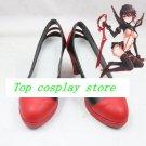 kill la kill Matoi Ryuuko high heel ver Cosplay Boots shoes shoe boot  #NC988