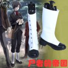 The Empire of Corpses Friday Ciel Phantomhive Cosplay Boots shoes shoe boot