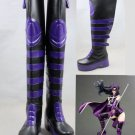 League of Legends LOL Huntress long Cosplay Boots shoes shoe boot  #CQ068