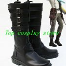 Final Fantasy VII Hope Estheim cosplay shoes boots black shoes boot