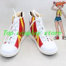 Pokemon Pocket Monster Digital Monster Misty Cosplay Shoes boots Version B #PP02