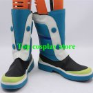 Dramatical Murder (DMMD) Seragaki Aoba Ren Cosplay Shoes Boots Custom-Made