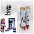 Batman Suicide Squad  Harley Quinn male version cos Cosplay Shoes Boots shoe