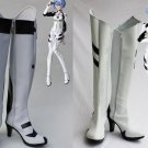 Neon Genesis Evangelion Ayanami Rei Cosplay Boots shoes black&white Ver EVA B 07