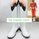 Power Rangers Doubutsu Sentai Zyuohger Amu Cosplay Boots Shoes shoe boot  #CQ007