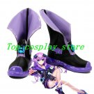 Hyperdimension Neptunia Choujigen Game Neptune Game Nepgear Cosplay Shoes Boots