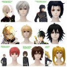Seraph of the End Yoichi Saotome Mikaela Hyakuya Mitsuba Sangu Cosplay Wig