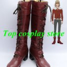 Tiger & Bunny Barnaby Brooks Jr Cosplay Boots shoes  shoe boot