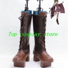 Vocaloid Cenbonzakura Hatsune Miku Cosplay Boots shoes Japanese geta getas