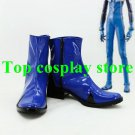 EVA Neon Genesis Evangelion Ikari Shinji Cosplay Shoes Boots #EVA009