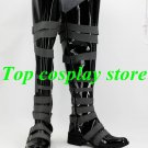 Black Butler Ciel Kuroshitsuji Undertaker funeral house Cosplay Boots Shoes shoe