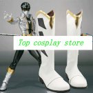 Power Rangers Super Sentai Cosplay Boots shoes shoe boot  #NC938