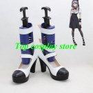 Dagashi Kashi hotaru shidare Cosplay Boots shoes shoe boot