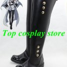 Owari no Seraph of the end Ferid Bathory Cosplay Boots Shoes boot hand made