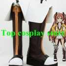 Black Bullet Aihara Enju Cosplay Shoes Boots shoe boot