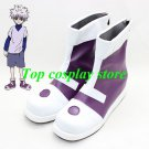HUNTER×HUNTER Killua Zaoldyck hunter cos Cosplay Boots Shoes shoe boot shoes