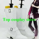 Diabolik Lovers Subaru Sakamaki White Cosplay Boots shoes shoe boot