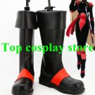 Inuyasha Sango Miroku Cosplay Shoes Boots shoe boot