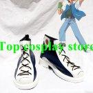Pokemon Pocket Monster Digital Monster Ash Ketchum Cosplay Boots shoes Version B