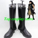 Fairy Tail Gajeel Reitfox Cosplay Boots shoes shoe boot