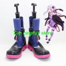 Vocaloid  Yuzuki Yukari Library Cosplay Shoes boots shoe boot