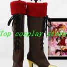 LoveLive Love Live Kousaka Honoka Happy Valentine's Day!  Cosplay Boots Shoes