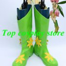 Digimon Adventure digimons Lilimon cosplay shoes boots shoe boot
