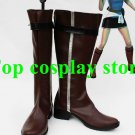 Resident Evil: Extinction Jill Valentine cosplay Shoes Boots Custom-Made  #RE02