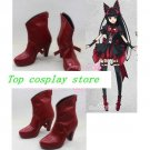 Gate: Jieitai Kanochi nite Kaku Tatakaeri Rory Mercury Cosplay Boots shoes shoe