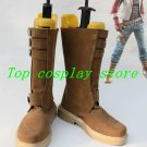 Tekken 6 Cosplay Leo Kliesen Cosplay Boots shoes #TK02 shoe boot