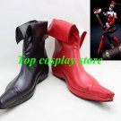 Batman Harley Quinn Boots Joker Arkham City cos cosplay shoes boot shoe boots