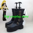 RWBY Volume 2 Yellow Trailer Yang Xiao cos Cosplay Boots Shoes shoe boot #15YJZ5