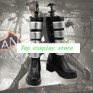 Batman Harley Quinn New 52 N52  hand made Cosplay Boots shoes shoe boot