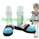 Hyperdimension Neptunia Choujigen Game Neptune Game Blanc Cosplay Shoes Boots