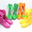 Yes! PrettyCure 5 pretty cure Kasugano Urara Cure lemonade Cosplay shoes boots