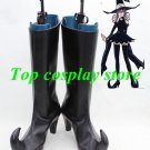Soul Eater Cosplay Blair Black Cosplay Boots shoes high heel ver shoe boot