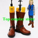 Dragon Ball Android #18 Cosplay Show Boots shoes #DB004