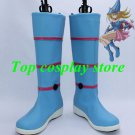 Yu-Gi-Oh! Duel Monsters Dark Magician Girl cosplay shoes boots shoe boot