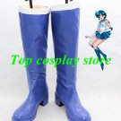 Sailor Moon Sailor Mercury Mizuno Ami Cosplay Shoes Boots shoe boot