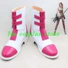 Final Fantasy 13-2 Serah sole 3 Cosplay Boots shoes shoe boot