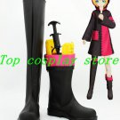 VOCALOID 2 Kagamine Rin Tokyo Teddy Bea cosplay Shoes Boots Custom-Made #VOC036