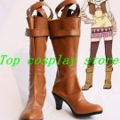 Tiger & Bunny Karina Lyle Cosplay Boots shoes  #TB001 shoe boot