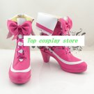 Pretty Cure Houjou Hibiki Cure Melody  Cosplay Boots shoes shoe boot #NC452