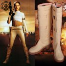 Star Wars Attack of the Clones Padme Naberrie Amidala PNA PDM Cosplay shoes boot