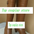 Resident Evil 6 Sherry Bir kin Cosplay Boots shoes shoe boot  #NC829