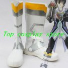 Tales of Xillia Jude Mathis Narikiri Dungeon Cosplay Boots shoes #TX02 shoe boot