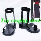 Naruto Temari Sakura Yamanaka Ino Hyuga Hinata female Ninjia cosplay shoes shoe