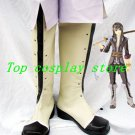 Tales of Vesperia Yuri Lowell Tales of Graces Cosplay Boots shoes #TV02 shoe