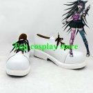 Super Dangan Ronpa 2 : Sayonara Zetsubou Gakuen Ibuki Mioda Cosplay Shoes #DR007